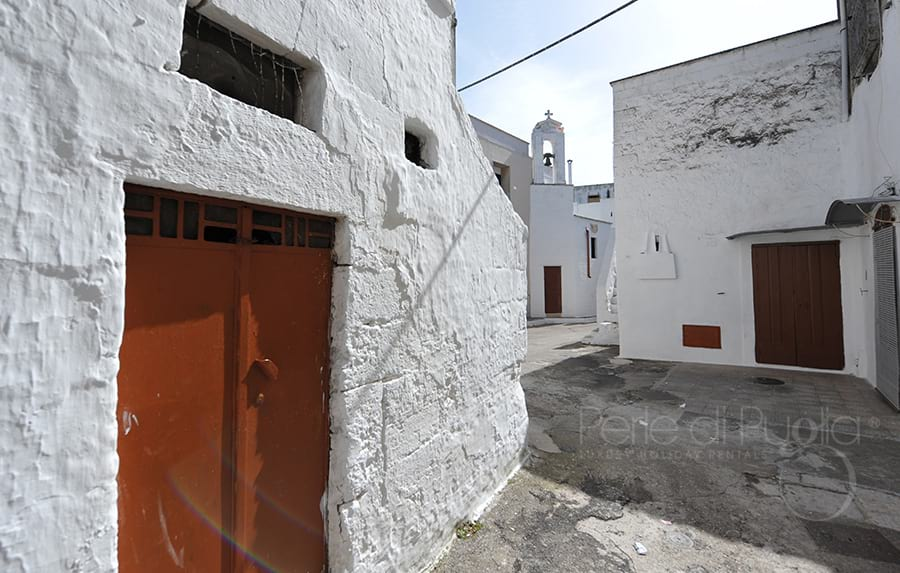 Centro storico di Carovigno