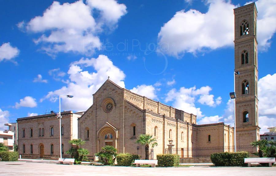 Basilica della Madonna della coltura - Parabita