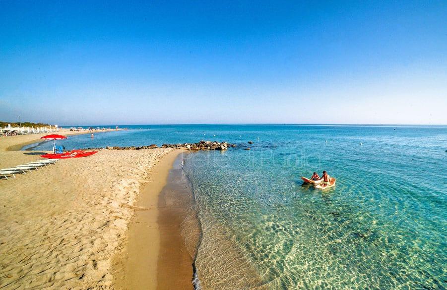 spiagge di Torre San Giovanni