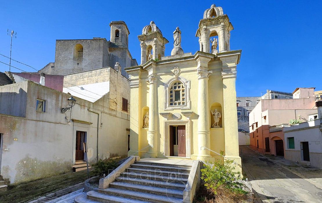 Chiesetta nel centro storico di Ugento