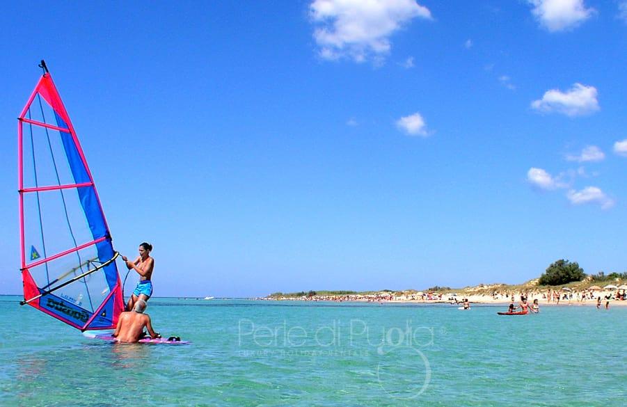 Pescoluse - Marina di Salve