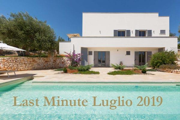 Vacanze in Puglia Last Minute Luglio