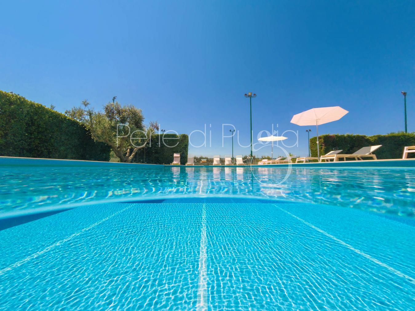 Villa con piscina in Puglia in Offerta Speciale