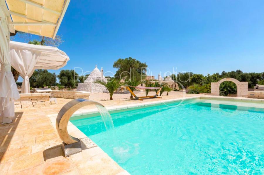 Ville di Lusso in Offerta: Vacanze di Giugno 2021 in Puglia