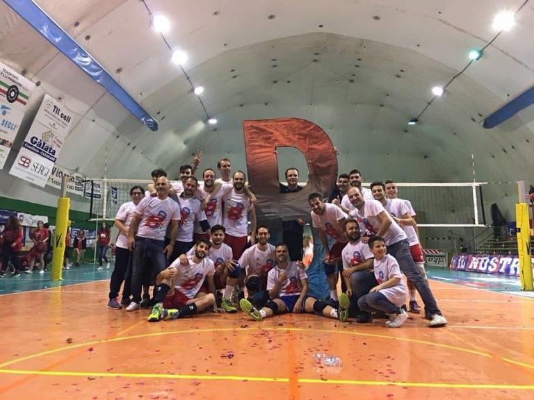 Il Perle di Puglia in B: a Casarano trionfa la volley maschile