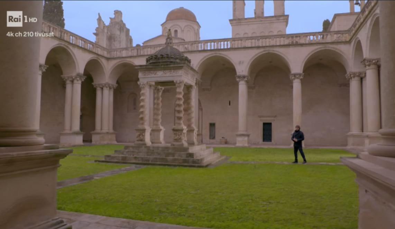 Speciale Lecce in tv. Alberto Angela e le sue Meraviglie