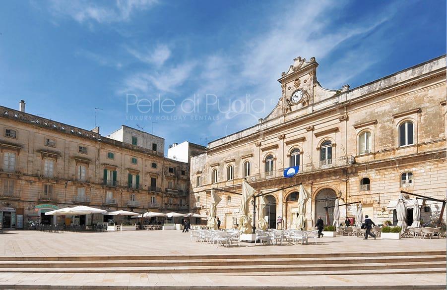 Un`estate con Picasso, in vacanza in Puglia