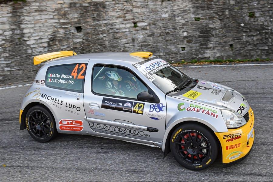 Casarano Rally al Trofeo Aci a Como con Perle di Puglia sponsor