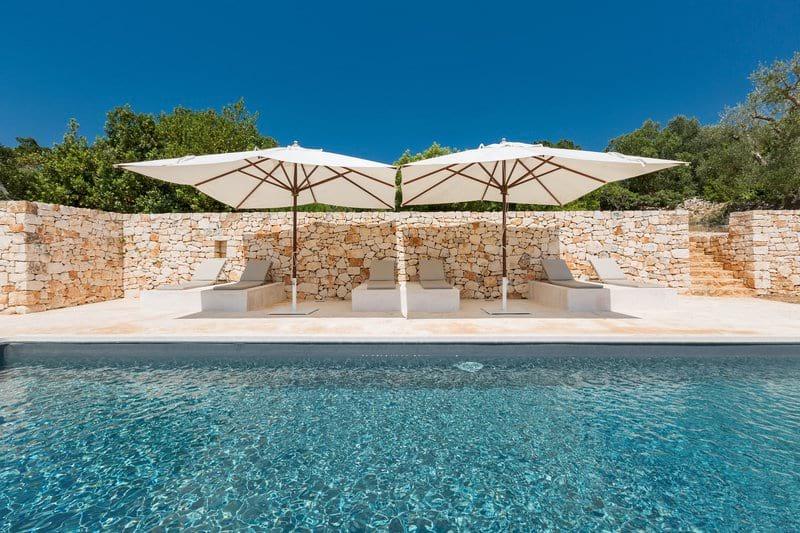 Perle di Puglia nei 10 migliori siti per ville vacanze su Vanity Fair