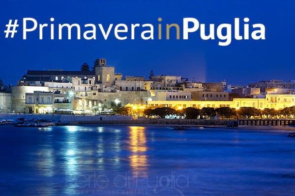 Weekend di Primavera in Puglia dal 18 al 20 Maggio