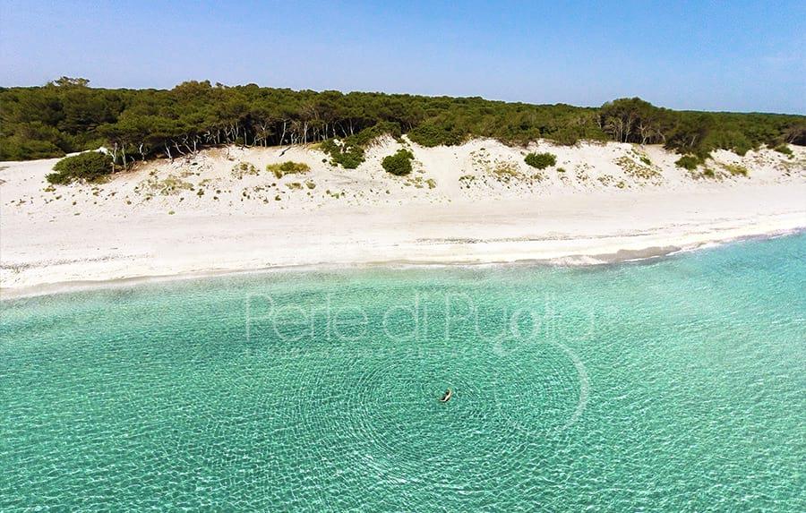 Matrimonio Spiaggia Margherita Di Savoia : Top spiagge di puglia le più belle notizie