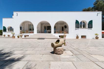 Luxusvillen - Santa Maria di Leuca ( Leuca ) - Villa Maria Clara
