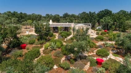villas de luxe - Ostuni ( Brindisi ) - La Gastalena