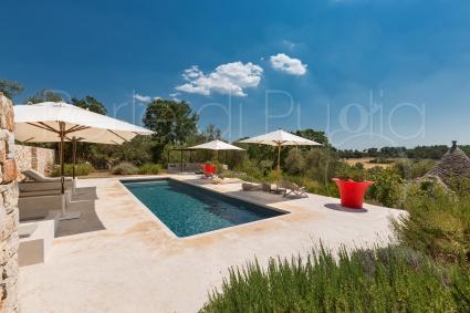 luxury villas - Ostuni ( Brindisi ) - La Gastalena
