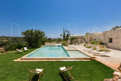 luxury villas - Ostuni ( Brindisi ) - La Dialma