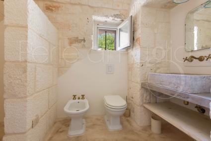 Il bagno en suite della camera matrimoniale 2