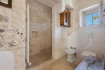 Il bagno doccia 3 a servizio delle camere