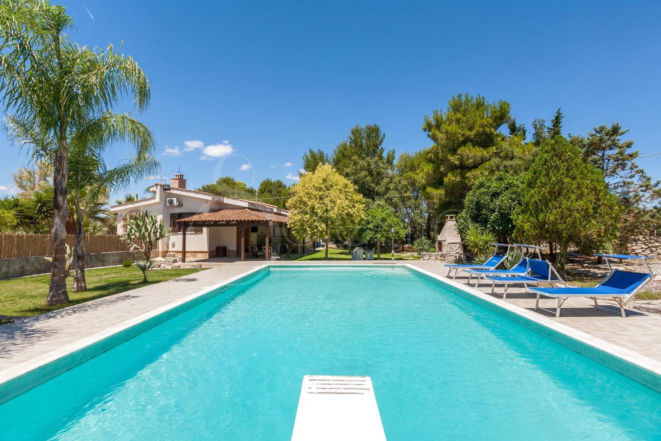 small villas - Lecce - Villa Li Cuti