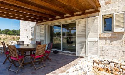 villas & country houses - San Vito dei Normanni ( Brindisi ) - Villa Della Rocca