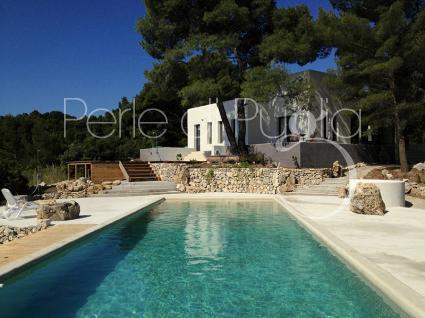 luxury villas - Vieste ( Gargano ) - Villa Batticuore