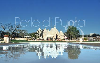 trulli e typical houses - Ostuni ( Brindisi ) - I Trulli di Melanie