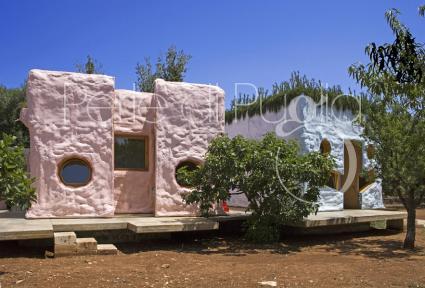 trulli e case tipiche - Carovigno ( Brindisi ) - Pescetrullo