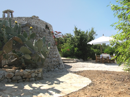 trulli e typical houses - Salve ( Leuca ) - Trullo La Puella