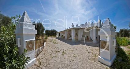 fermes de prestige - Campo Marino ( Porto Cesareo ) - Masseria Scorcialupi