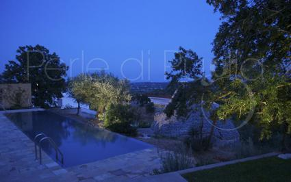 The Vespers in designer villa for rent in Cisternino and Ostuni