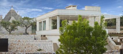 maisons typiques - Alberobello ( Bari ) - Trullo Tiffany