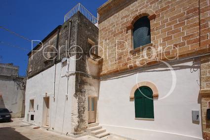 trulli en typische huizen - Alessano ( Leuca ) - La Segreta