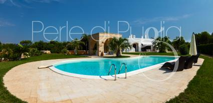villas de luxe - San Vito dei Normanni ( Brindisi ) - Villa Cecilia