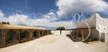 masserie di prestigio - Torre San Giovanni ( Gallipoli ) - Masseria Caposella