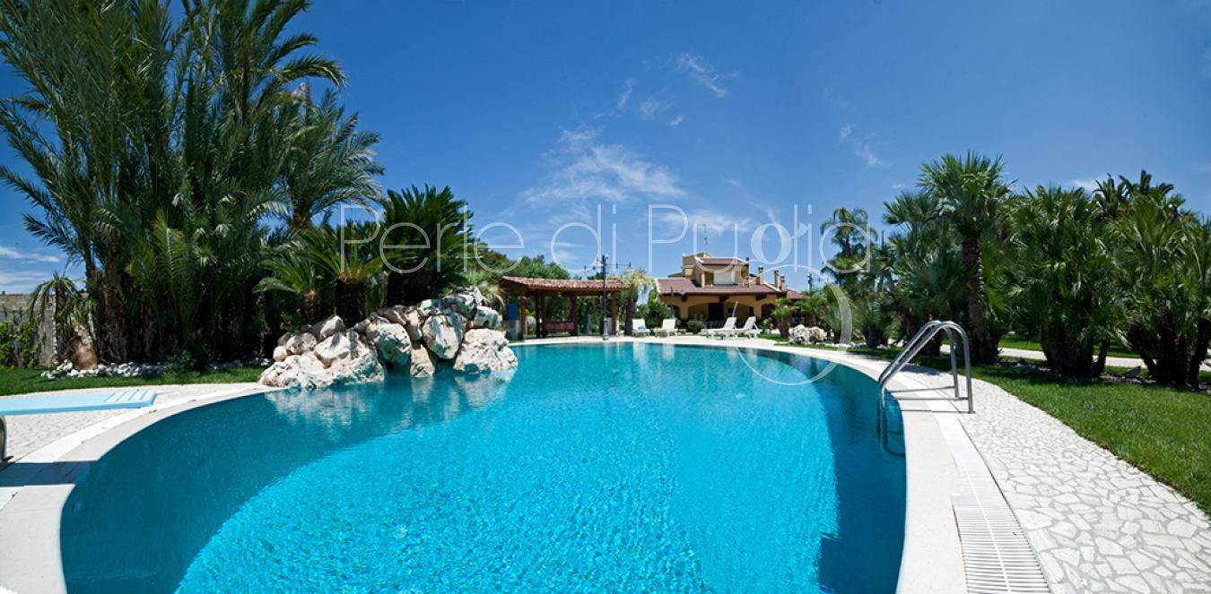 country houses - Lecce - Villa le More