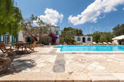 villas et fermes - Portoselvaggio (Nardò) ( Gallipoli ) - Villa Annamaria