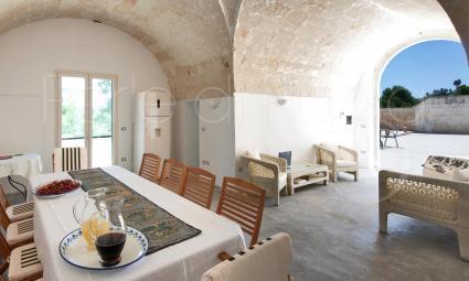villas & country houses - Santa Maria di Leuca ( Leuca ) - Villa Anchora
