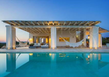luxury villas - Urmo Belsito ( Taranto ) - Villa Chianca (extra-luxury)