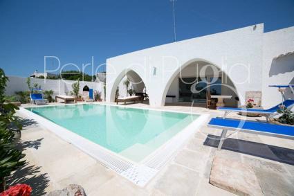 Santa maria di leuca villa tipica con piscina vista mare - Villa con piscina santa maria di leuca ...