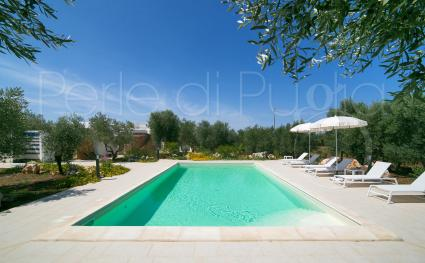 villas de luxe - Torre San Giovanni ( Gallipoli ) - Villa Picalo`