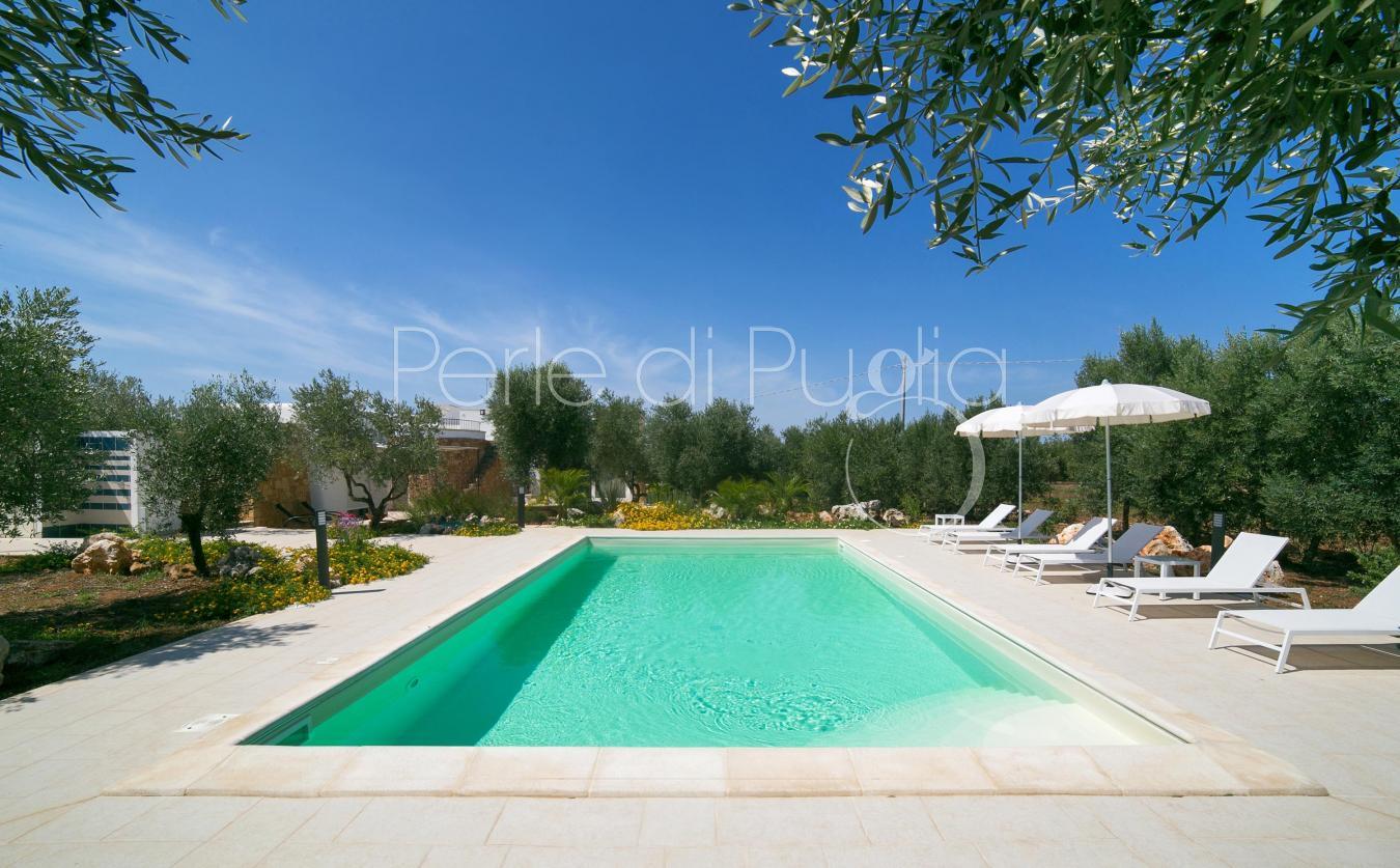Villa di lusso con piscina a pochi passi dalle spiagge di - San giovanni in persiceto piscina ...