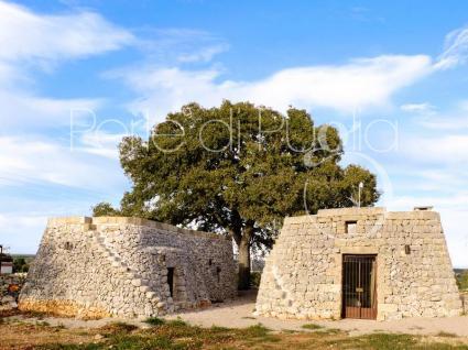 trulli e case tipiche - Tricase ( Otranto ) - Le Palane