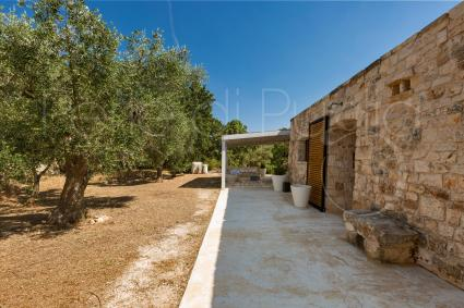 luxury villas - Ostuni ( Brindisi ) - La Gastalena House (3 Bedrooms)