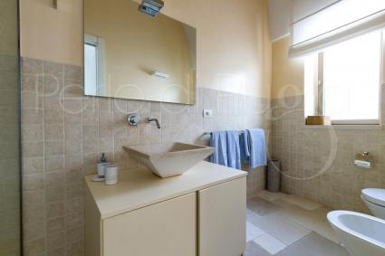 The bathroom of the 2nd bedroom