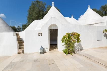 Trullo: 5ª camera matrimoniale con bagno interno