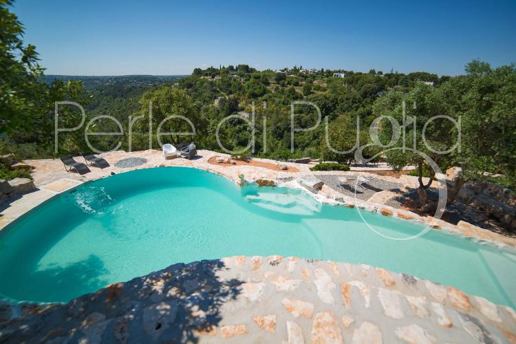 trulli et maisons typiques - Fasano ( Brindisi ) - Trullo Mirage
