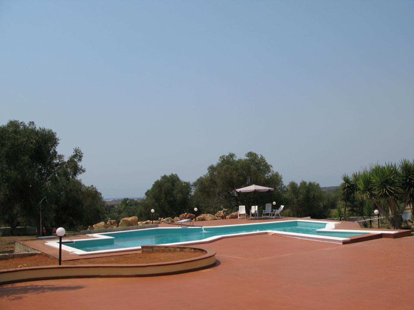 Vacanze lusso torre san giovanni ugento villa con piscina 5 camere letto vacanze in puglia - San giovanni in persiceto piscina ...
