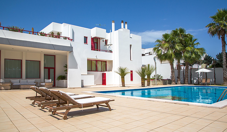 Affitto a lecce dependance con piscina - Piscina mediterraneo taranto ...