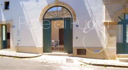 trulli e case tipiche - Specchia ( Leuca ) - Officina del Borgo