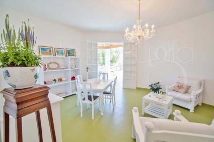 villas et fermes - La Guardiola ( Leuca ) - Villa Scarnera