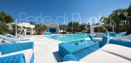 villas de luxe - Torre Suda ( Gallipoli ) - Villa Vega